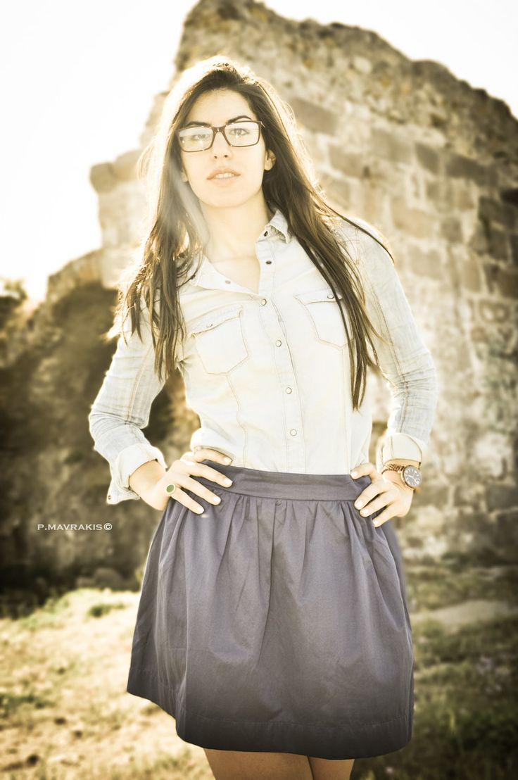 Model: Betty Photography: P.Mavrakis ©