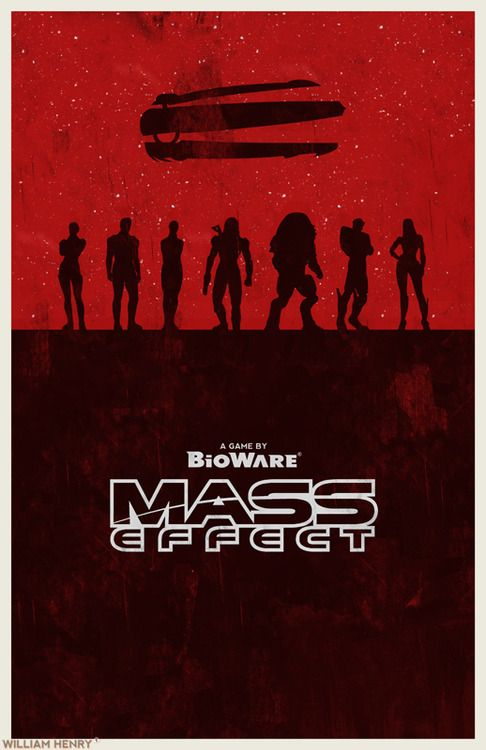 geeksngamers: Mass Effect Poster Series -... | GamesNEXT