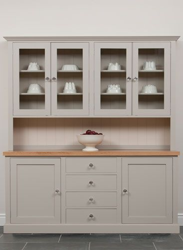 Painted Kitchen Dressers And Fine Free Standing Furniture From The Dresser Company