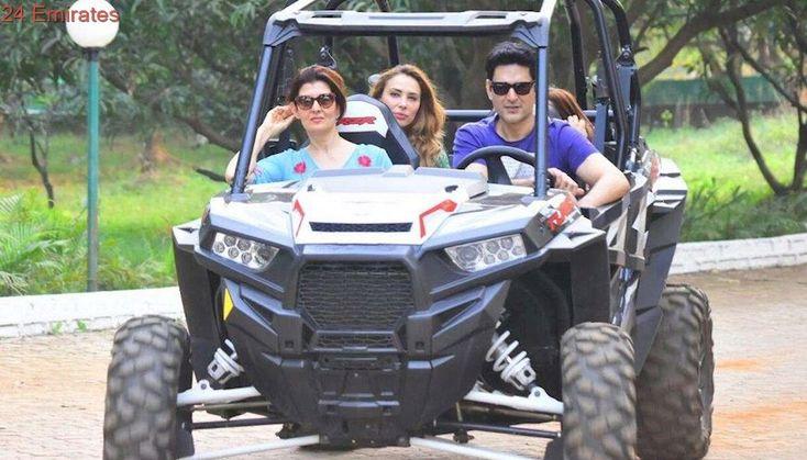 Spotted: Salman Khan, Iulia Vantur, Sangeeta Bijlani...