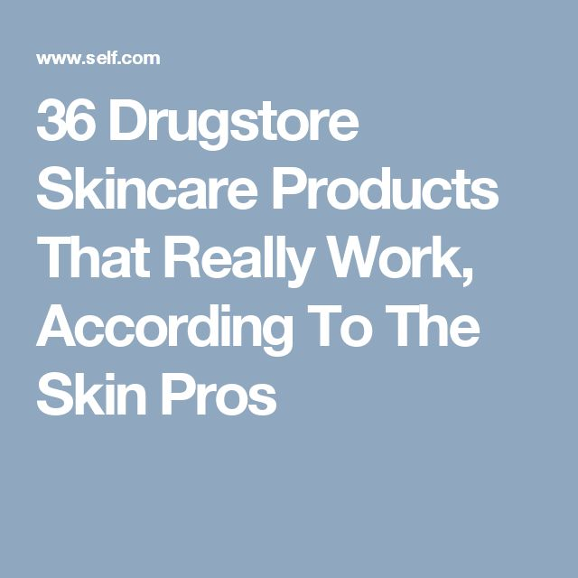 1000+ Ideas About Drugstore Skincare On Pinterest