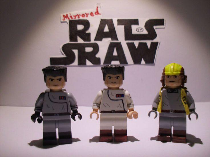 Lego star wars minifigure trooper clone custom ships staff lego star wars - Vendre des photos de star ...