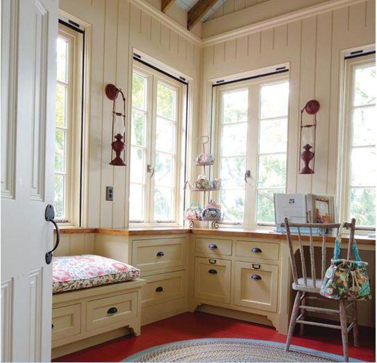 Vintage Lights Office Builderonline Via Talk Of The House