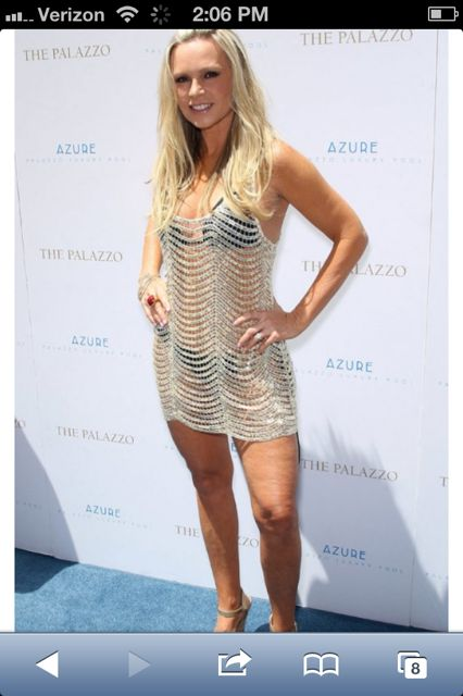 Tamra's OC Wedding Fashion - Tamra Barney's Gold Cover Up by The Pool DETAILS: http://www.bigblondehair.com/real-housewives/rhoc/tamra-barneys-gold-bachelorette-party-cover-up/