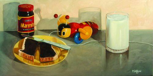 Kiwiana Snack by Matt Guild for Sale - New Zealand Art Prints