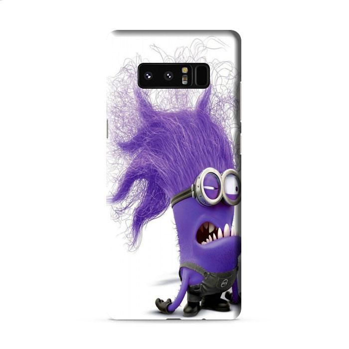Despicable Me Evil Minion Samsung Galaxy Note 8 3D Case Caseperson