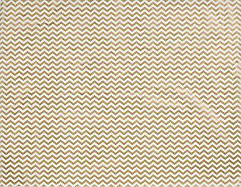 Gold Chevron Tissue Paper