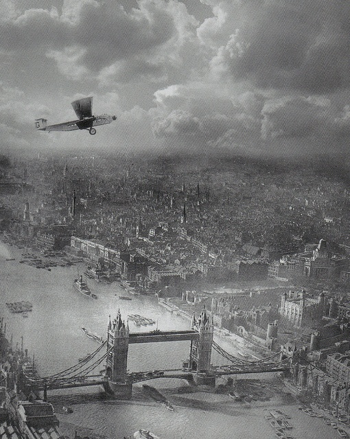 London 1930's...The Tower of London and Tower Bridge... From... http://www.skyscrapercity.com/showthread.php?t=442332=58#