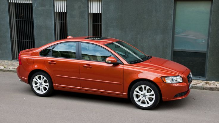 2011 Volvo S40 Photo Gallery - Autoblog