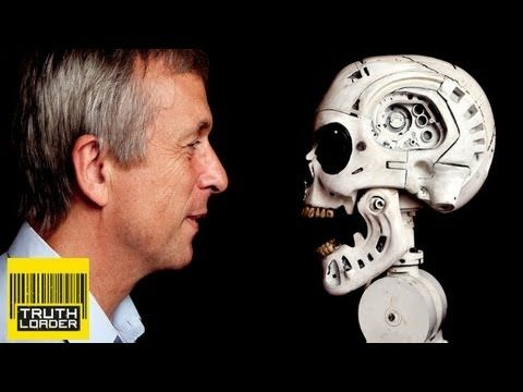 Kevin Warwick - cyborgs vs. humans, what will happen? - Truthloader   Truthloader
