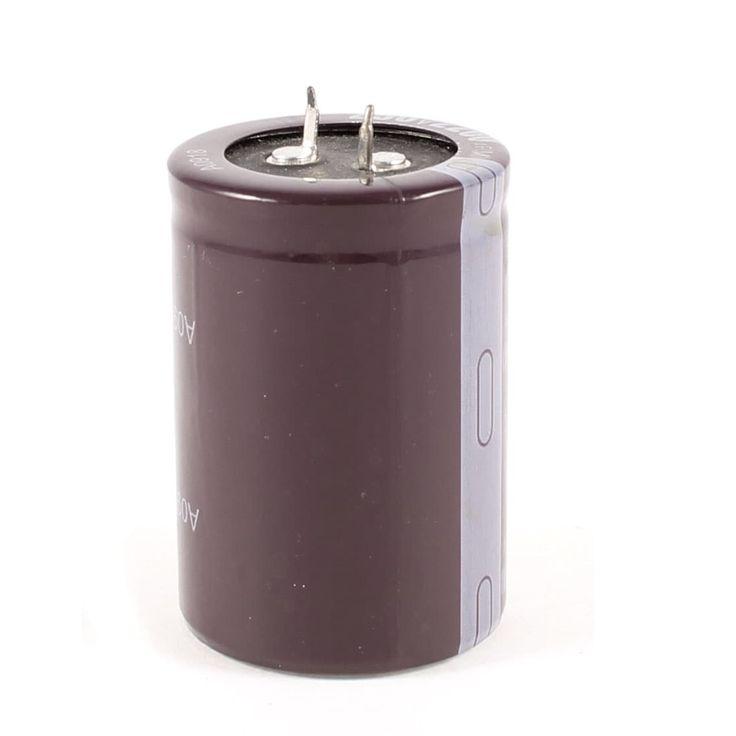 Unique Bargains 250V 2200uF 105 Degree Celsius Radial Lead Aluminum (Silver) Electrolytic Capacitor #a13103100ux0082