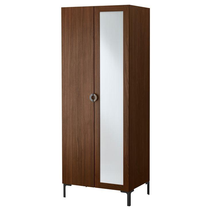Ikea 2 Door Wardrobe: ENGAN Wardrobe With 2 Doors - IKEA