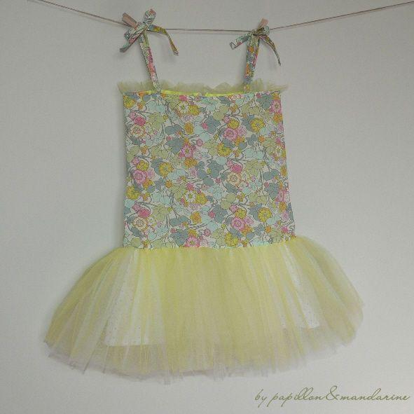 Robe danseuse