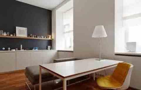 Apartemen tipe studio pun bisa menjadi sangat nyaman