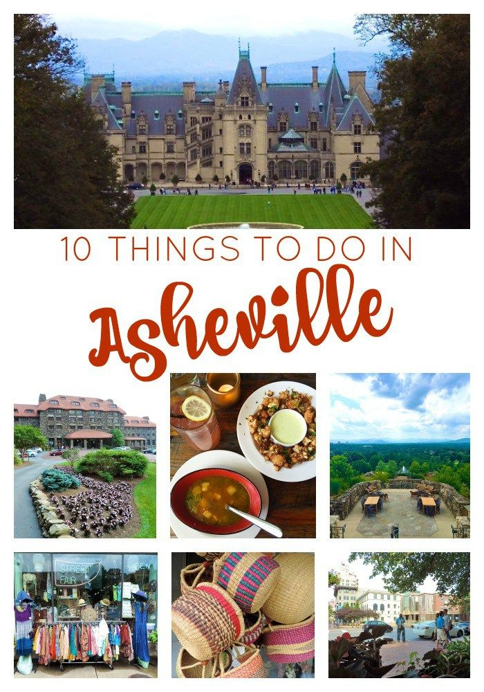 10 Things to Do in Asheville