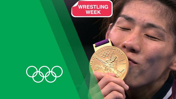 3 Time Olympic Wrestling Champion Saori Yoshida on her London 2012 Gold ...