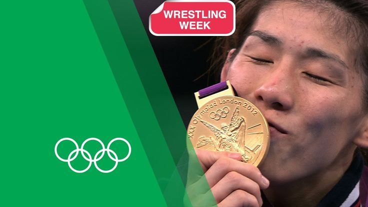 3 Time Olympic Wrestling Champion Saori Yoshida on her London 2012 Gold ...