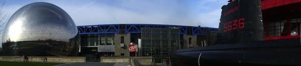Cité des Sciences et de l'Industrie - universcience