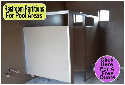 This organization specializes in selling commercial bathroom fixtures and accessories. Interestingly, however, they do not sell restroom partitions. This left Pulte with a need to find a bathroom partition vendor who would respect their relationship with their existing vendor without attempting to up sell them on other products. Finding an installer was something of a concern, as the installer would have to work well with the builder and restroom supplies vendor.