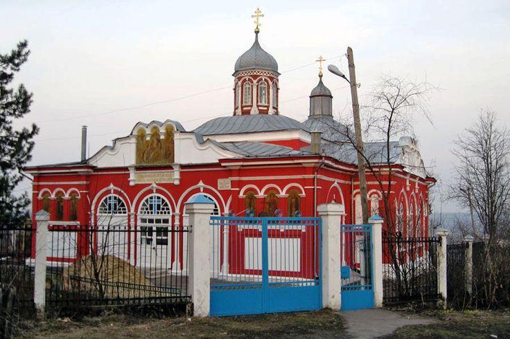 Болхов - мой город!: Церковь Рождества Христова