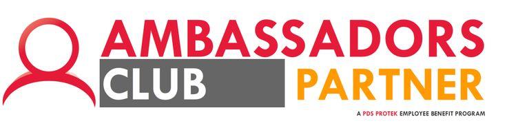 Want to be a Ambassadors Club partner?