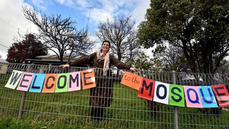 Beside The Creek: Celebrating Ballarat's new Mosque #1