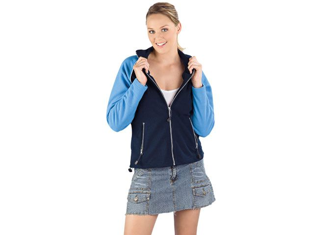 Runner Fleece Full Zip Sweater at Ladies Sweaters | Ignition Marketing Corporate Clothing