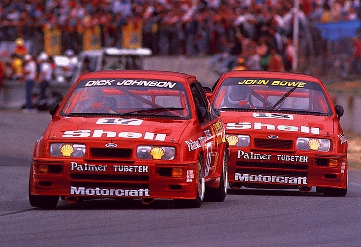 Ford Sierra-Cosworth RS500 from Dick Johnson Racing Classic Touring Cars