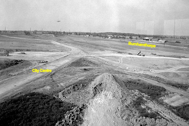 When the Mississauga City Centre Was Built | insauga.com