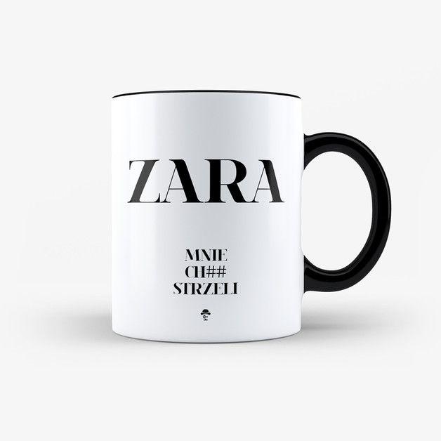 Kubek Zara ... - 330ml - LazyDog - Kuchnia