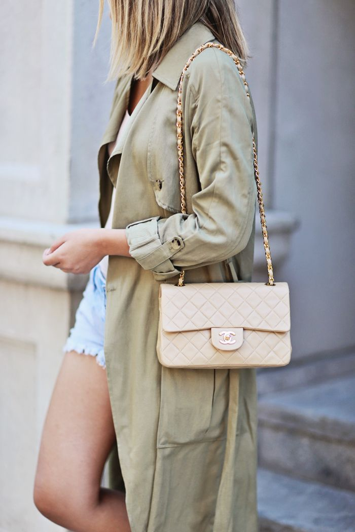 25 best ideas about chanel flap bag price on pinterest