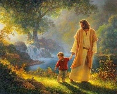 OS FILHOS DA ALVA: Mestre Jesus - As pedrinhas sobre a superfície do ...