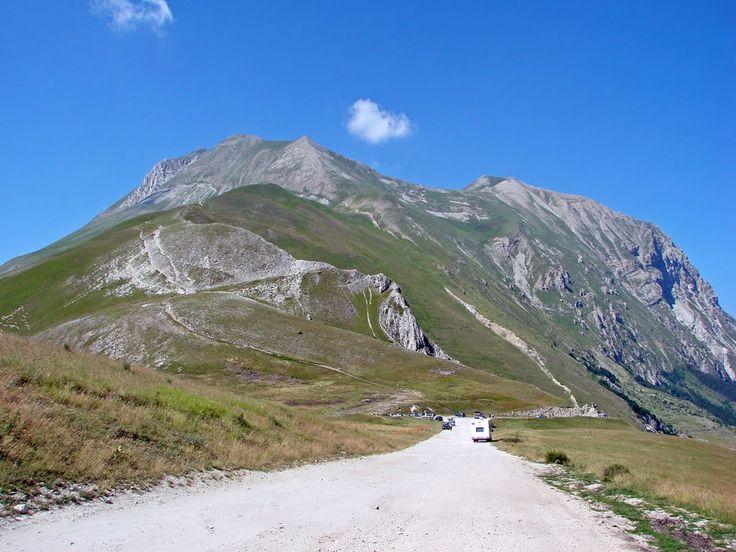 Monte Vettore da Forca di Presta