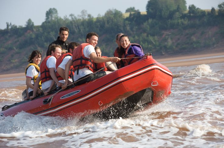 Nature built it's own roller coaster with the tides on the Shubenacadie River. You'll want to add this ride of a lifetime to your own Top 25 things to do this summer.