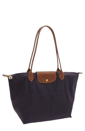 longchamp totes and large tote on pinterest. Black Bedroom Furniture Sets. Home Design Ideas