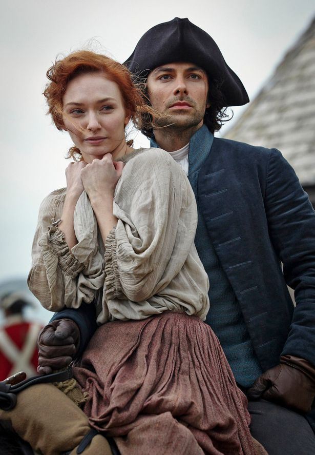 Eleanor Tomlinson will return as Demelza and Aidan Turner will be back as Ross Poldark