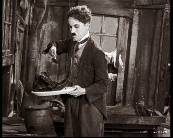 Retrosit: Фильм  «Золотая лихорадка» с участием Чарли Чаплин...