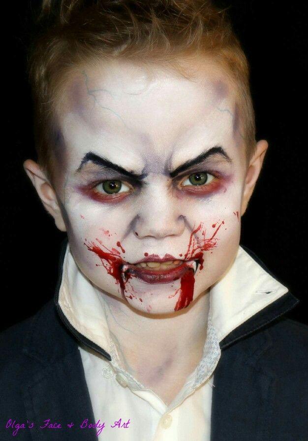 Best 25+ Vampire face paint ideas on Pinterest | Kids ...