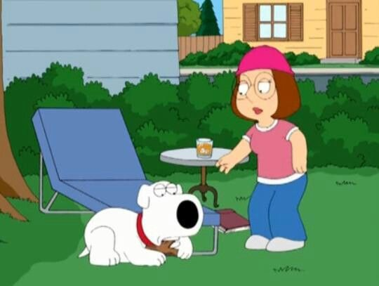 brian griffin essay lois Family guy was the first animated program  brian griffin was named stoner of the year by high times in 2009  lois was originally blonde.