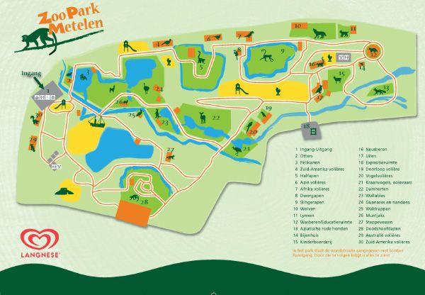 plattegrond dierentuin zoeken dierentuin wilde
