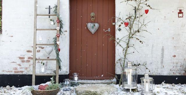 Otthon vidéken: Vidéki karácsony kellékei