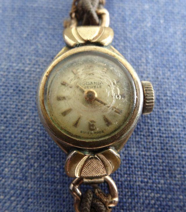 ad99c2325aaf1 Vintage Rodania Swiss Ladies Cocktail Watch