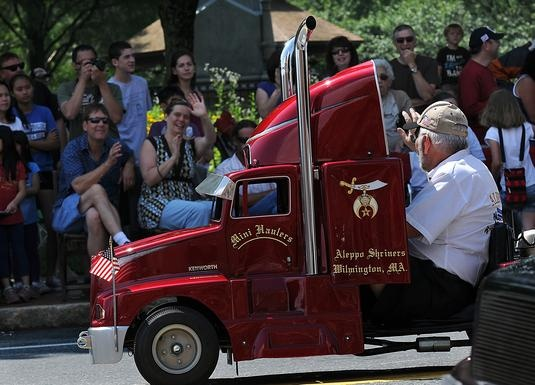 Ass parade trailer
