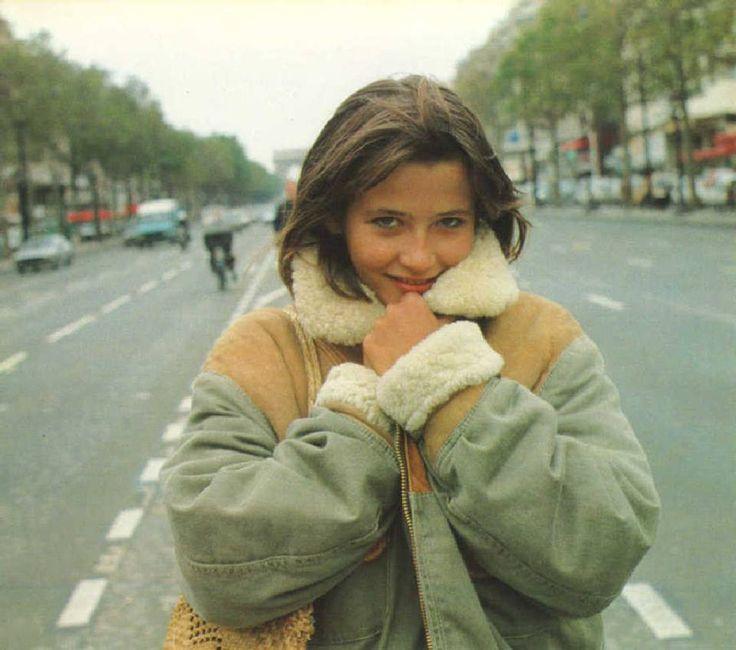 Sophie Marceau #cartonmagazine