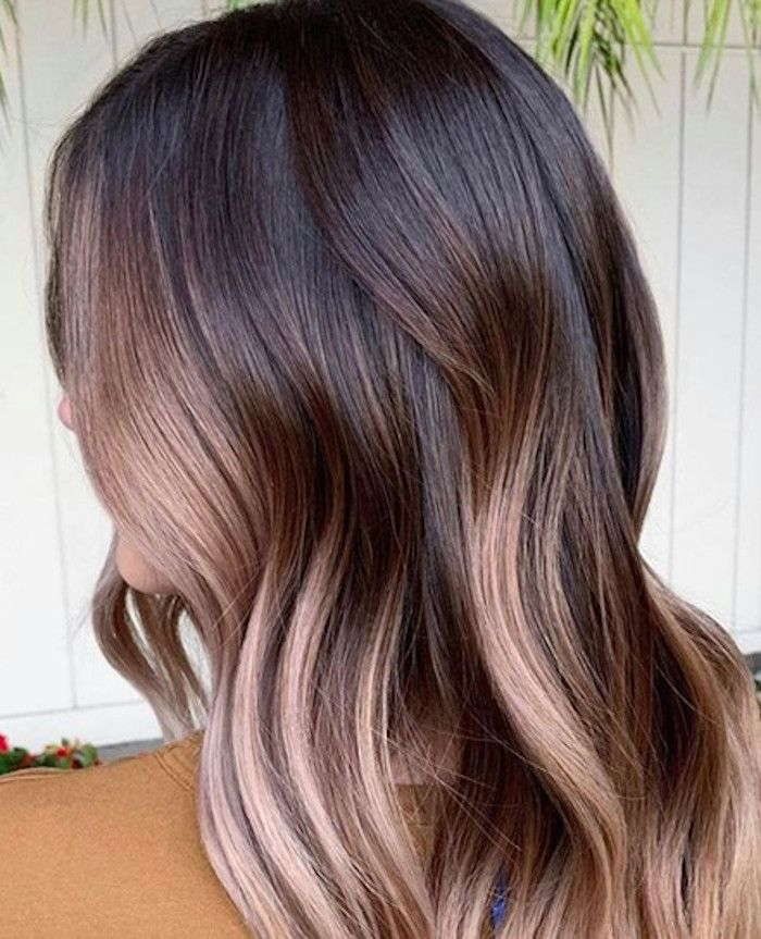 The Absolute Best Brown Hair Colors To Try In Winter 2020 Brunette Hair Color Brown Hair With Blonde Highlights Brown Hair Balayage