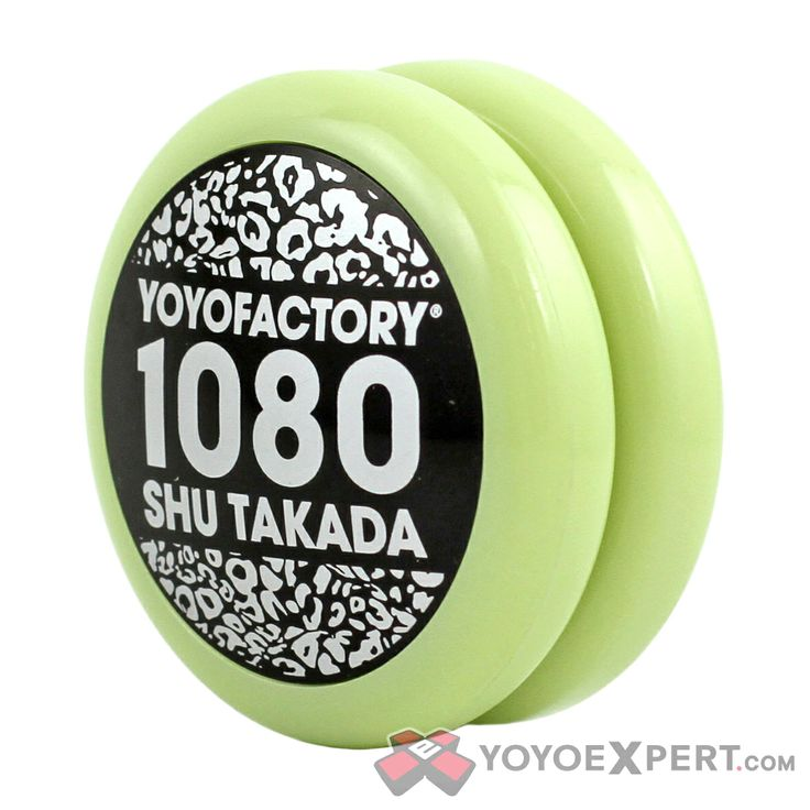 Glow edition yoyofactory loop 1080, these are on yoyoexpert.com