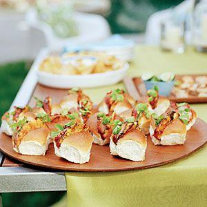 Char Siu–glazed Pork and Pineapple Buns | MyRecipes.com