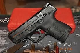 Smith & Wesson M & P Shield .40 cal.