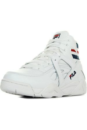 Sneaker Town Brand Hottest Hoog Pinterest Witte In Dames Fila B8fBqd