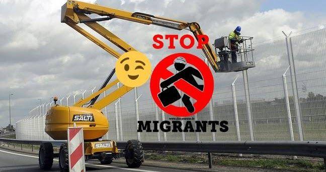 Eviter les « invasions de migrants ». Le gouvernement britannique va financer l'installation de trois cents mètres de clôtures supplémentaires le long de la rocade portuaire de Calais...